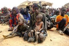 refugiados en africa