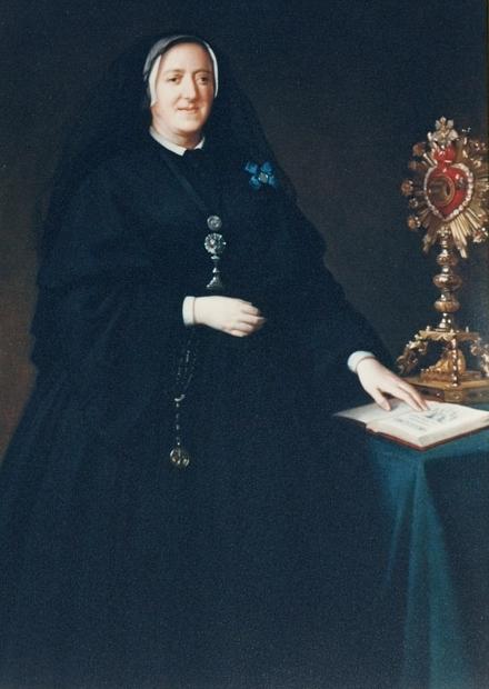 santa-maria-micaela del santisimo sacramento 24 de agosto