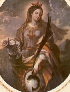santa verena 1 de setiembre