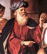 Abraham patriarca hebreo 9 de oct