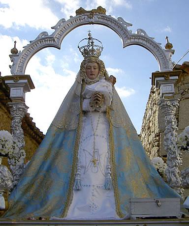 Virgen de la Encina 8 de sept