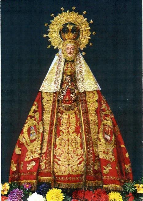 Virgen del Castañar. 8 de sept