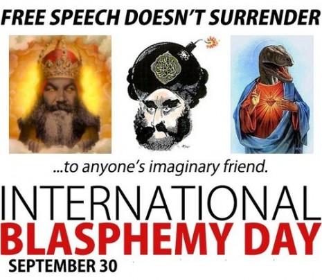 blasfemia libertad de expresion diario de un ateo privilegio religioso democracia derechos humanos ofensa religion