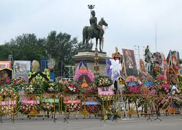 dia de chulalongkorn en tailandia