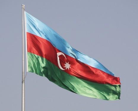 dia de la bandera en azebairyan