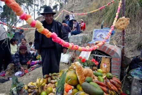 dia de todos los difuntos en bolivia