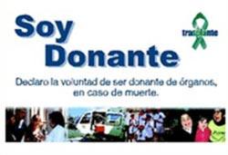 dia del donante 27 de sept