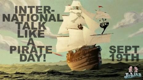dia internacional de hablar como un pirata