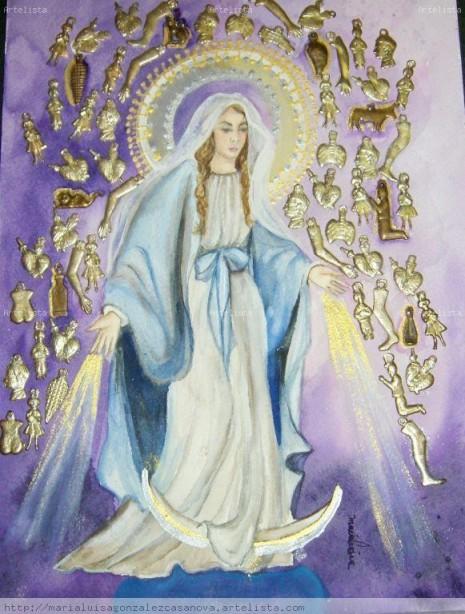 virgen de los milagros 8 de septiembre
