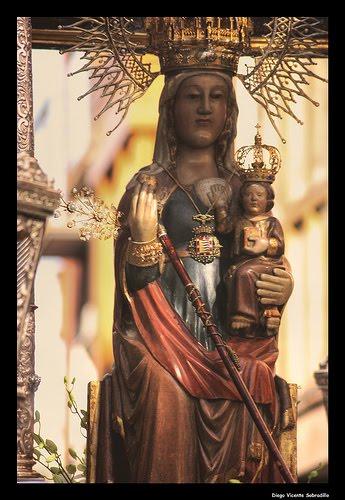 virgen de san lorenzo 8 de sept