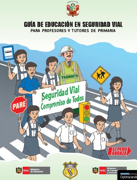 Educación Vial  primera semana de sept en peru