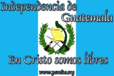 Independencia-de-Guatemala 15 de sept