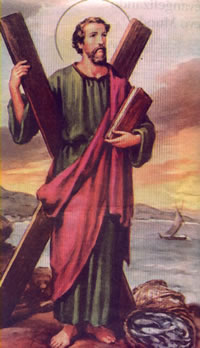 andres apostol 30 de nov