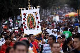 dia de la virgen de guadalupe en mexico 11 de dic