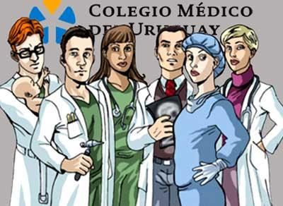 dia del medico en uruguay 3 de dic