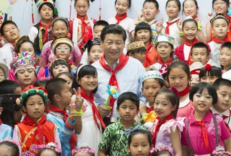 dia del niño en china 1 de junio