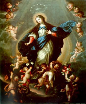 festividad de la inmaculada concepcion en españa 8 de dic