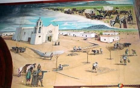 fundacion de la cudad de juarez en mexico 8 de dic