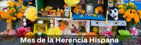 mes de la cultura y la herencia hispana 15 de sept