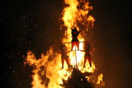 quemma del diablo en guatemala