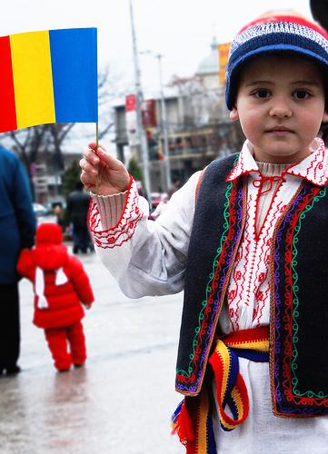 rumania 1 de junio