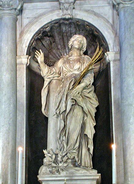 santa bibiana 1 de dic