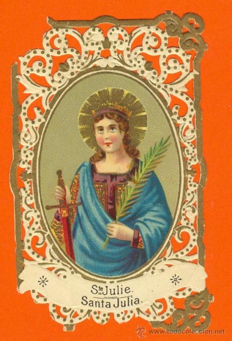 santa julia 10 de dic