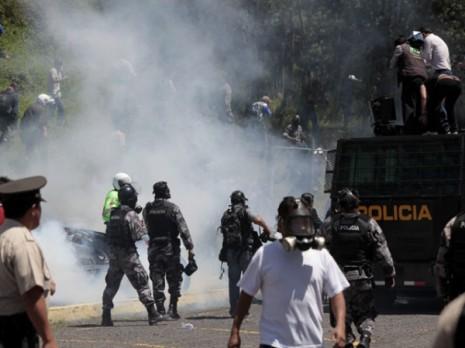 sublevacion_policia de ecuador 30 de sept