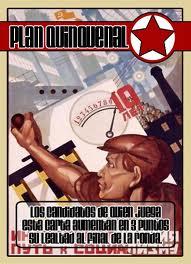1 de oct 1928 plan quinquenal en la union sovietica