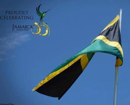 50 años jamaica 6 de agosto