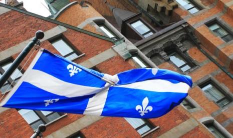 Bandera-de-Quebec 21 de enero