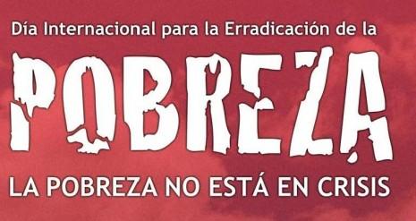 Día-mundial-para-la-erradicación-de-la-pobreza 17 de oct