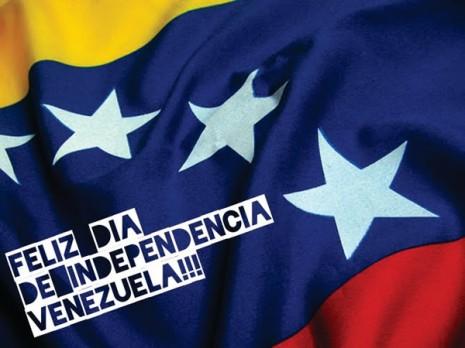 Feliz Día de la Independencia - 5 de Julio - Venezuela 07