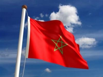 bandera-de-marruecos- 2 de marzo