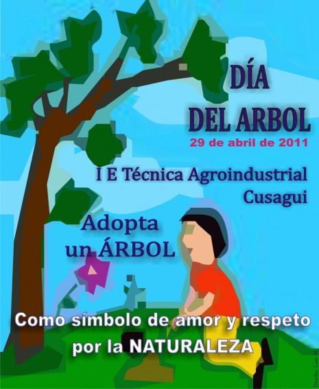 dia del arbol colombia 29 de abril