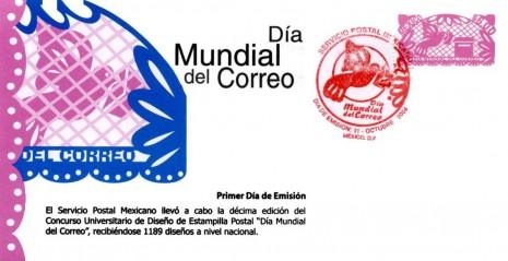 dia-mundial-del-correo-9 de oct paraguay
