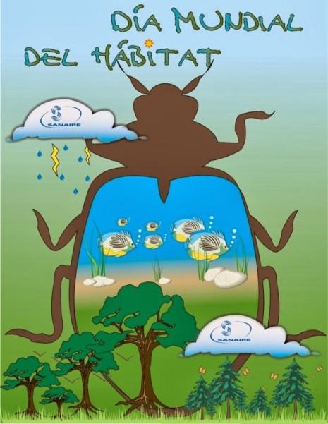 dia mundial del habitat 2014 el 6 de oct