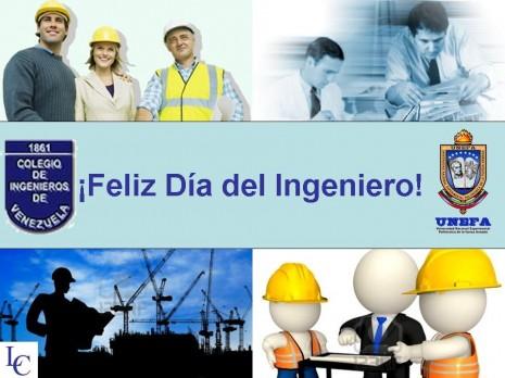 feliz del ingeneiro en venezuela el 28 de oct