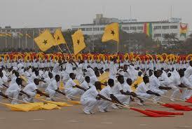 ghana 6 de marzo