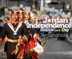 independencia jordania 25 de mayo