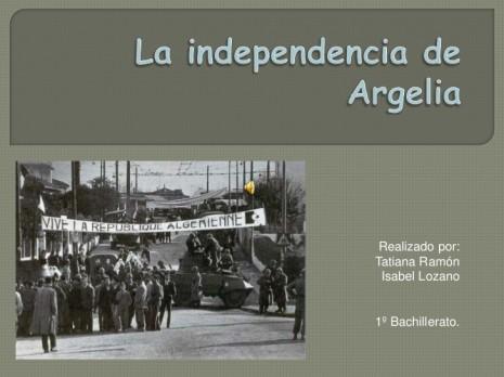 la-independencia-de-argelia- 5 de julio