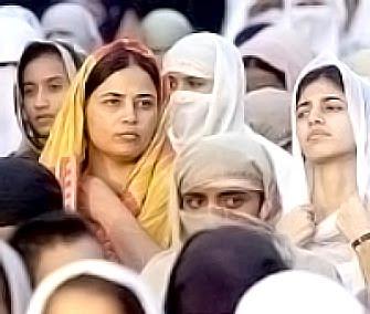 mujeres egipcias 21 de marzo