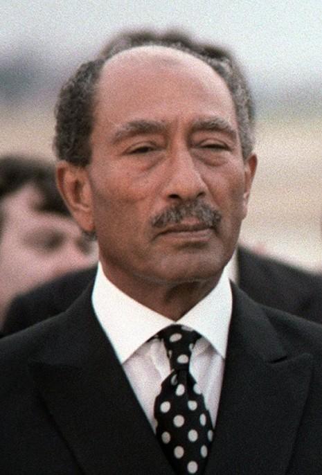 Anwar_Sadat fallecio 6 de oct del 81 presiedente de efgipto