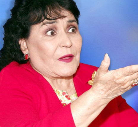 carmen salinas actriz mexicana nacio 5 de oct de 33