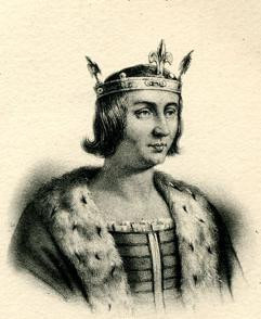 luis X de francia 1289 el 4 de oct nacio rey de francia