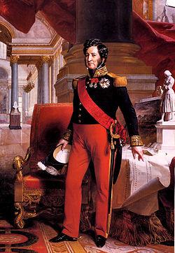 luis felepe I 6 de oct de 1773 nacio rey de francia