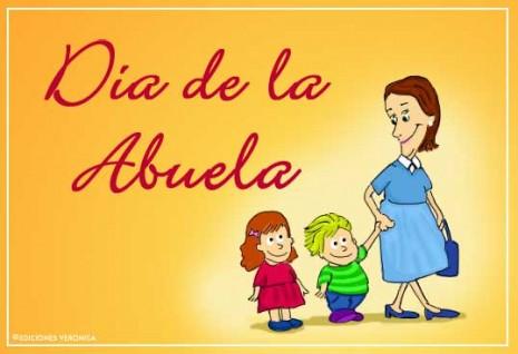 Dia de la abuela
