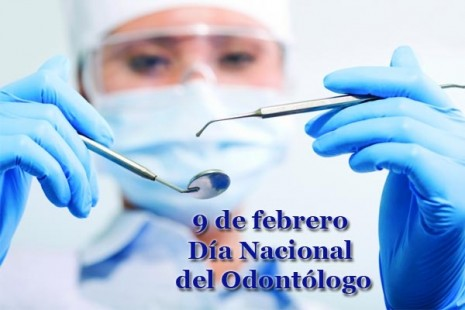 9 de febrero sea el Día Nacional del Odontólogo