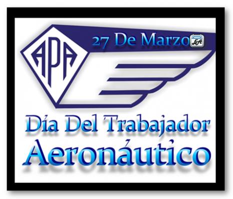 27 de marzo trabajador aeronautico