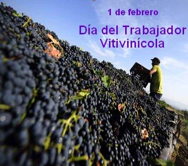 dia del trabajador vitivinicola